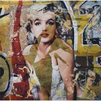 L\'arte è una bellissima donna - Marilyn 1