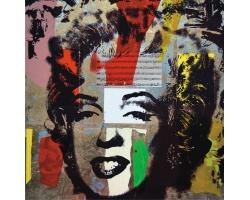 L\'arte è una bellissima donna - Marilyn 3