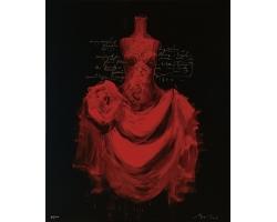 Barocco 21 (Abito rosso)