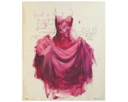 Purple Dress n.58 (Abito rosa)