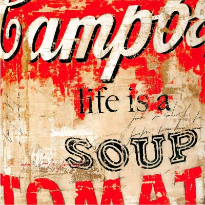 Life is a soup