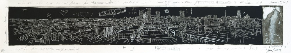 Johannesburg - Trittico - 1